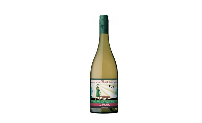 "Fowles Wine Chardonnay 2013 ""Ladies Who Shoot their Lunch"""