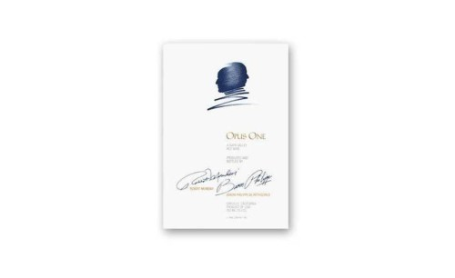 Opus One Red Wine 2013