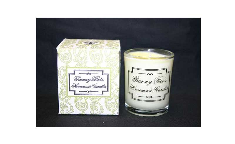 Granny bees candles